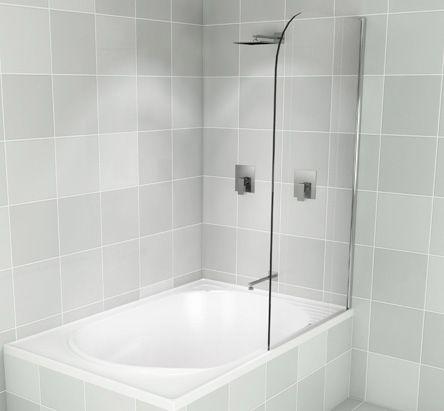 Bathrooms | Shower Systems | Cascade Pivot Panel | Eagles Plumbing ...