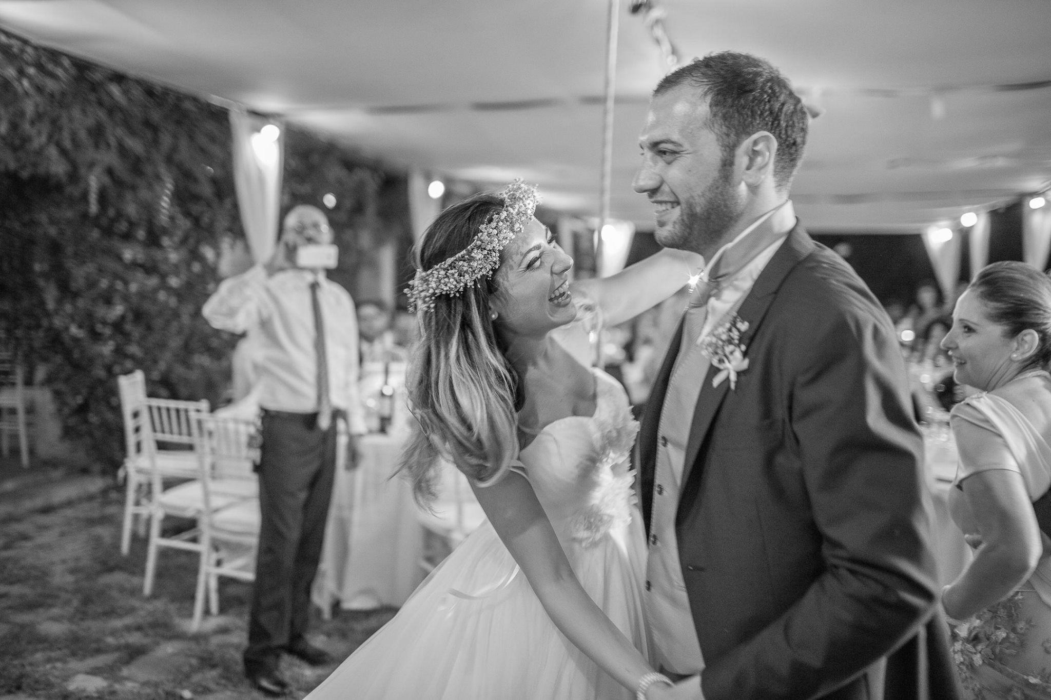 #wedding #rome #happy #couple #smile