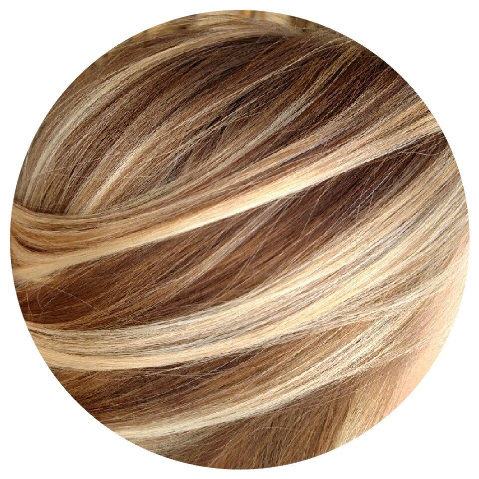 Hand Painted Highlights Blonde Balayage Hair Pinterest