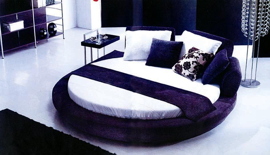 Hot Item Round Bed 8088 Round Beds Bed Design Furniture