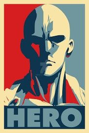 One punch man poster Anime one punch man, Saitama one