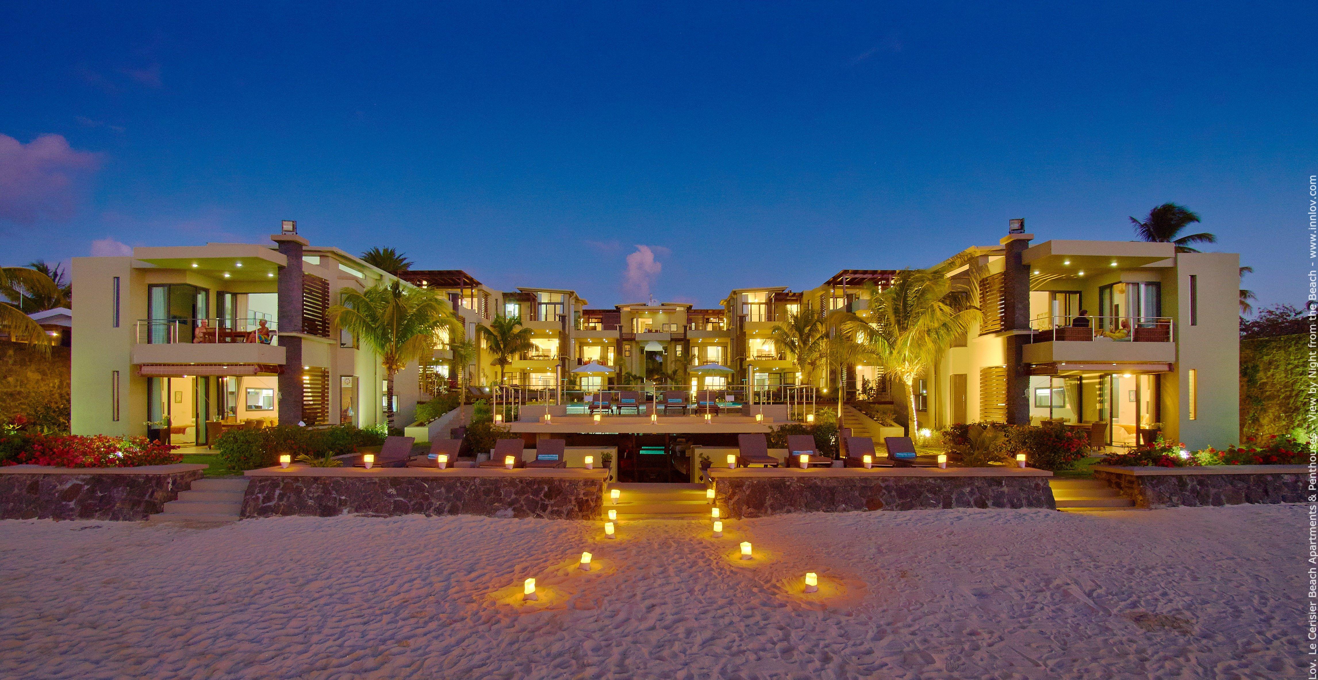 Le Cerisier Beach Apartments