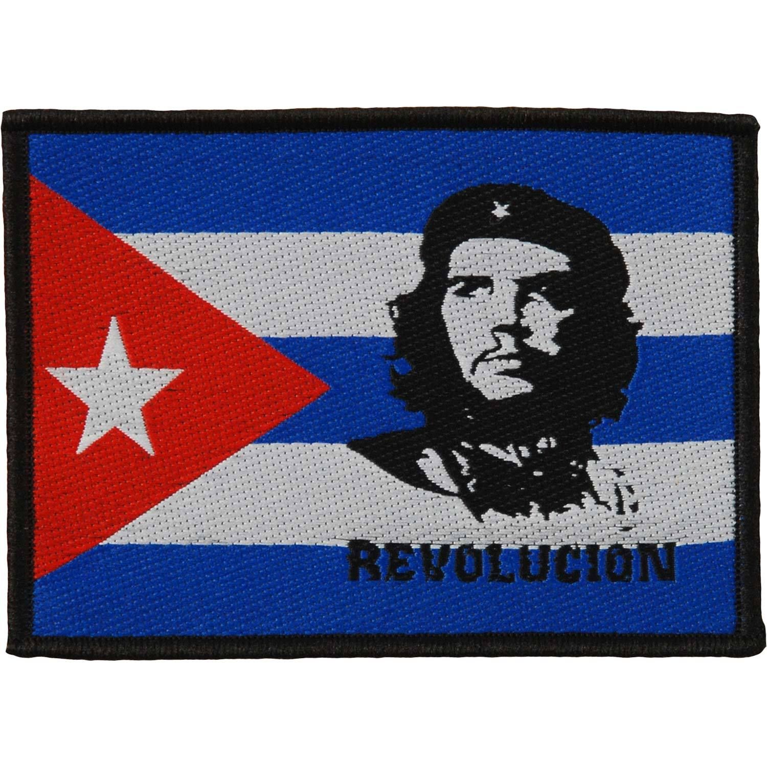 Revolution Woven Patch In 2020 Flag Art Woven Patches
