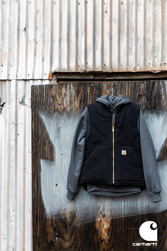 Duck Vest Arctic Quilt Lined Carhartt Jacket Carhartt Vest Mens Outerwear