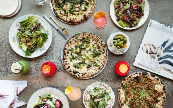 Pizza in Portland
