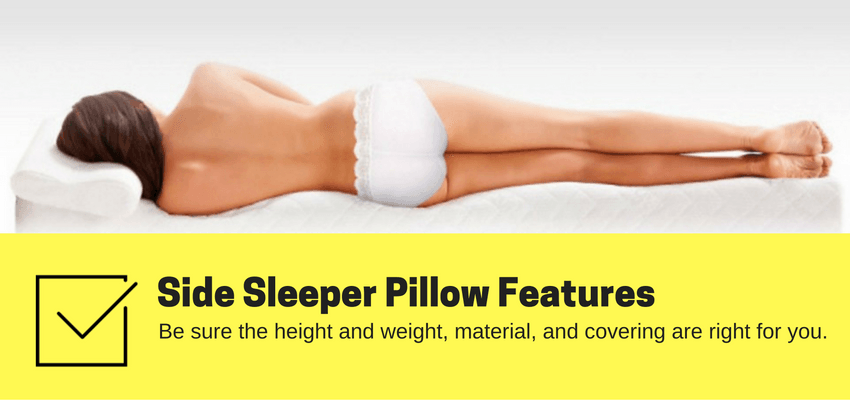 the best side pillows for pillow pin sleeper sleepers