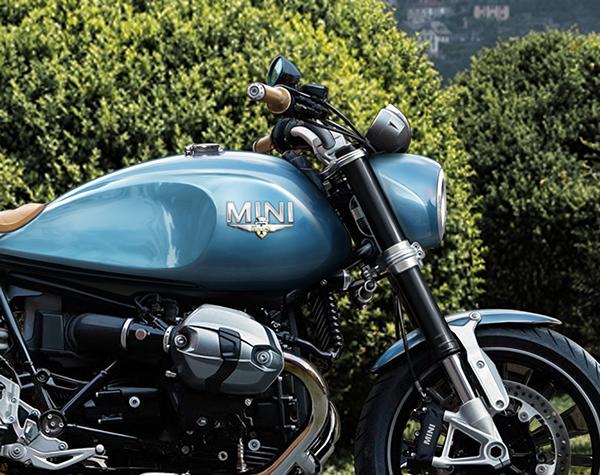 MINI Superlaggera Motorcycle