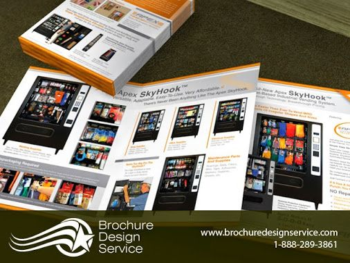 Our brochure designers developed another 4-page bi-fold brochure
