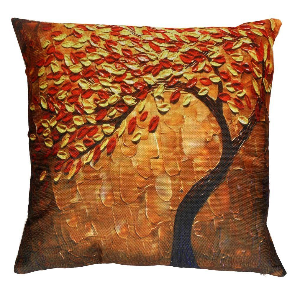 on sale promotions!!! autumn series maple bed pillow case,baonoopy
