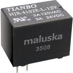 Tianbo Electronics HJR4102E-L-5VDC-S-Z Printrelais 5 V/DC 5 A 1x wisselaar 1 stuks  Klik verder voor meer info.  EUR 0.92  Meer informatie