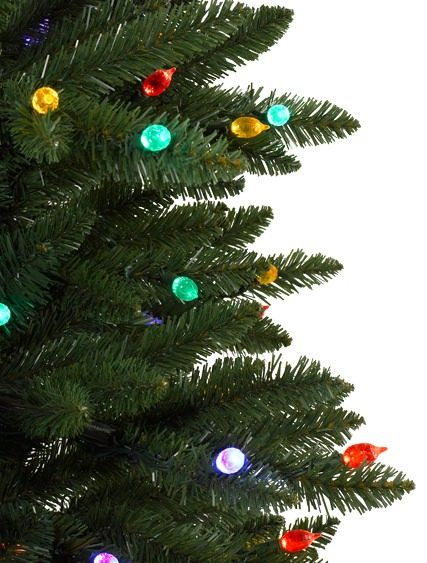 Rockefeller Pine Artificial Christmas Tree Balsam Hill