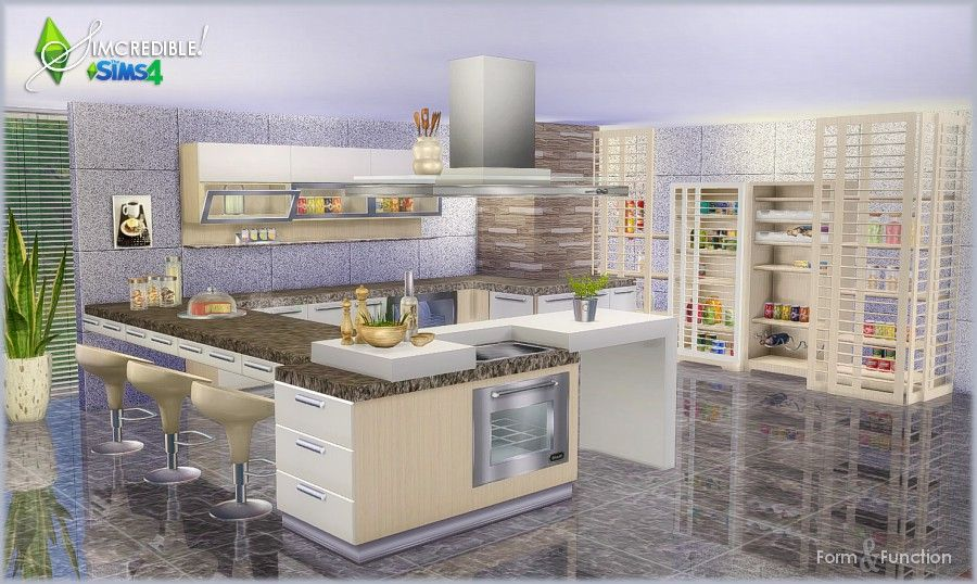 Sims 4 cc 39 s downloads annett85 annett 39 s sims 4 welt the for Kitchen designs sims 3