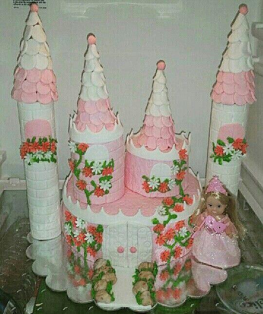 Château pour princesse