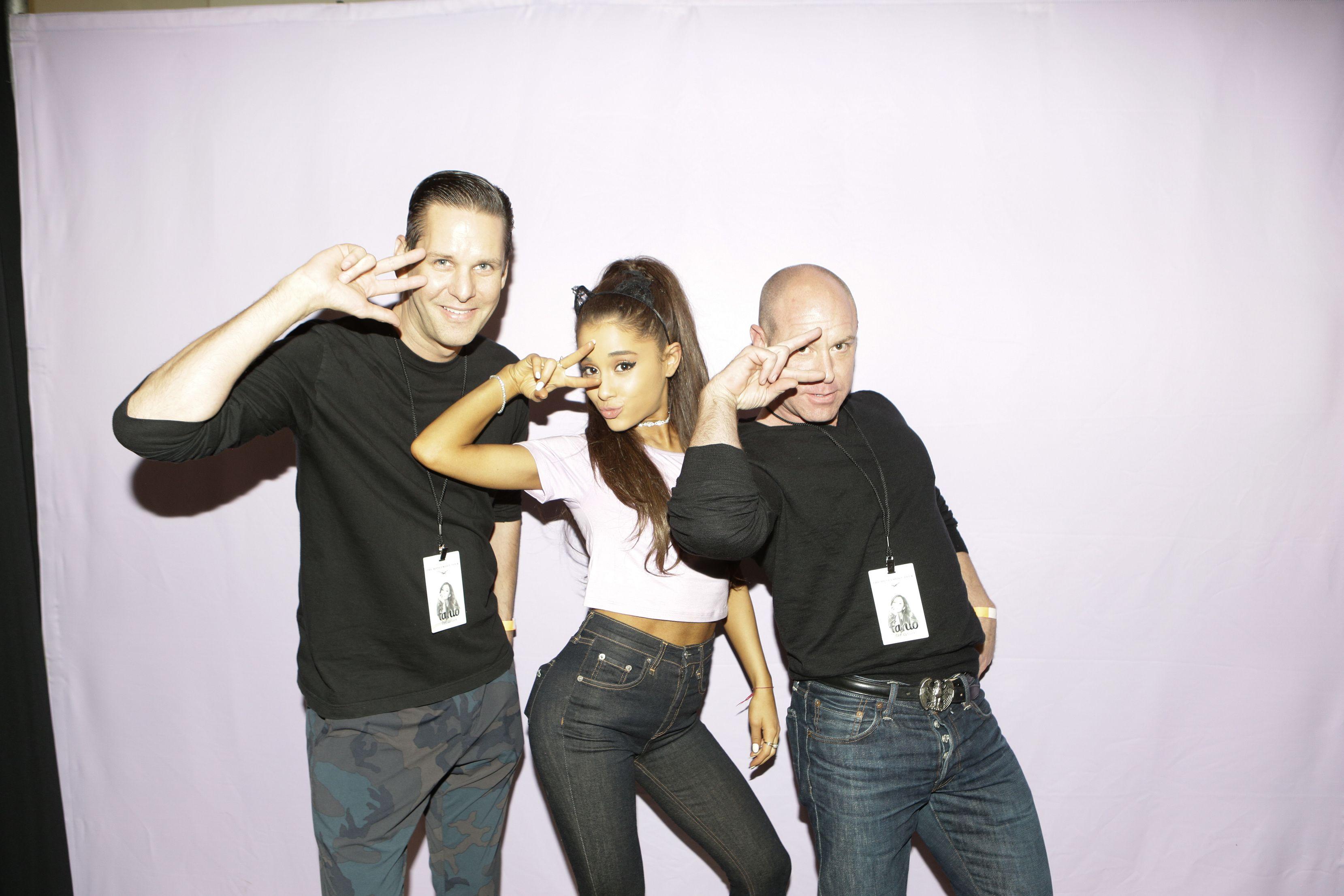 Ariana Grande Honeymoon Tour Meet N Greet Meet And Great Goals
