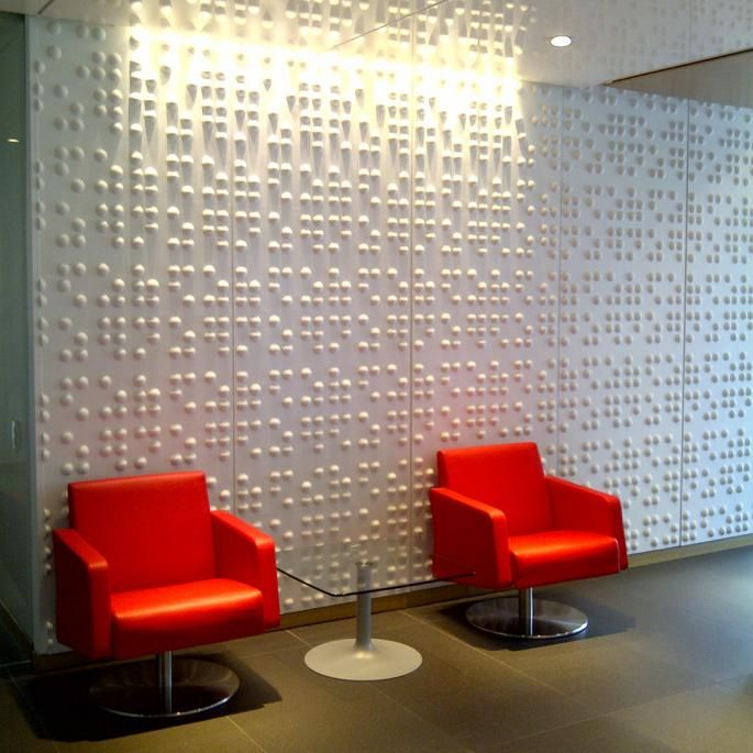 Charmant Braille Wall Flat Wall Panels By Inhabit Living