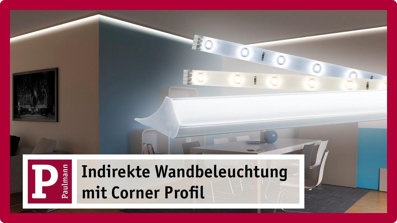 Indirekte Beleuchtung Stuckleisten Und Licht Voute Mit Led Strips Und C Iluminacion