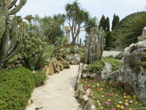 Jardin Exotique Moneghetti Monaco Gardens Of The World