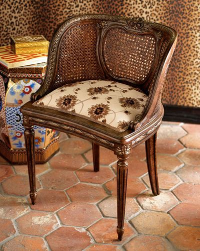 Beautiful Small French Chair