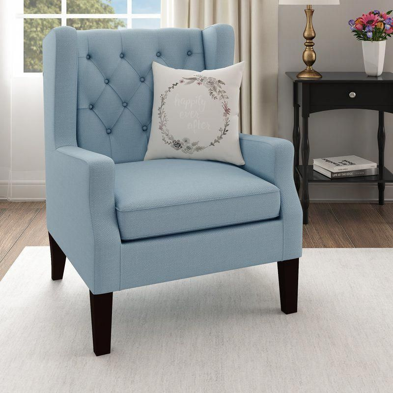 Allis wingback chair wingback chair living room chairs