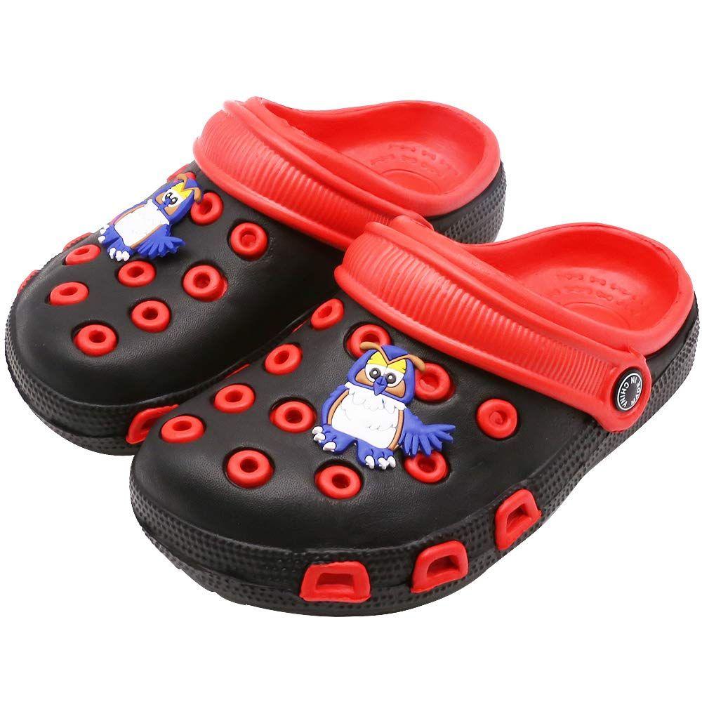 Non-Slip Girls Boys Clogs Slide Garden Shoes Beach Pool Shower Slippers Toddler Little Kids Clogs Slippers Sandals