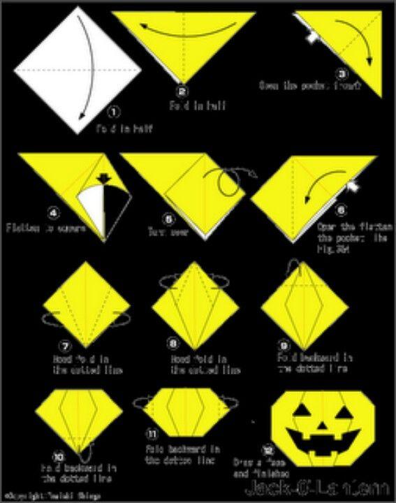 *Broken* How to make an Origami lantern