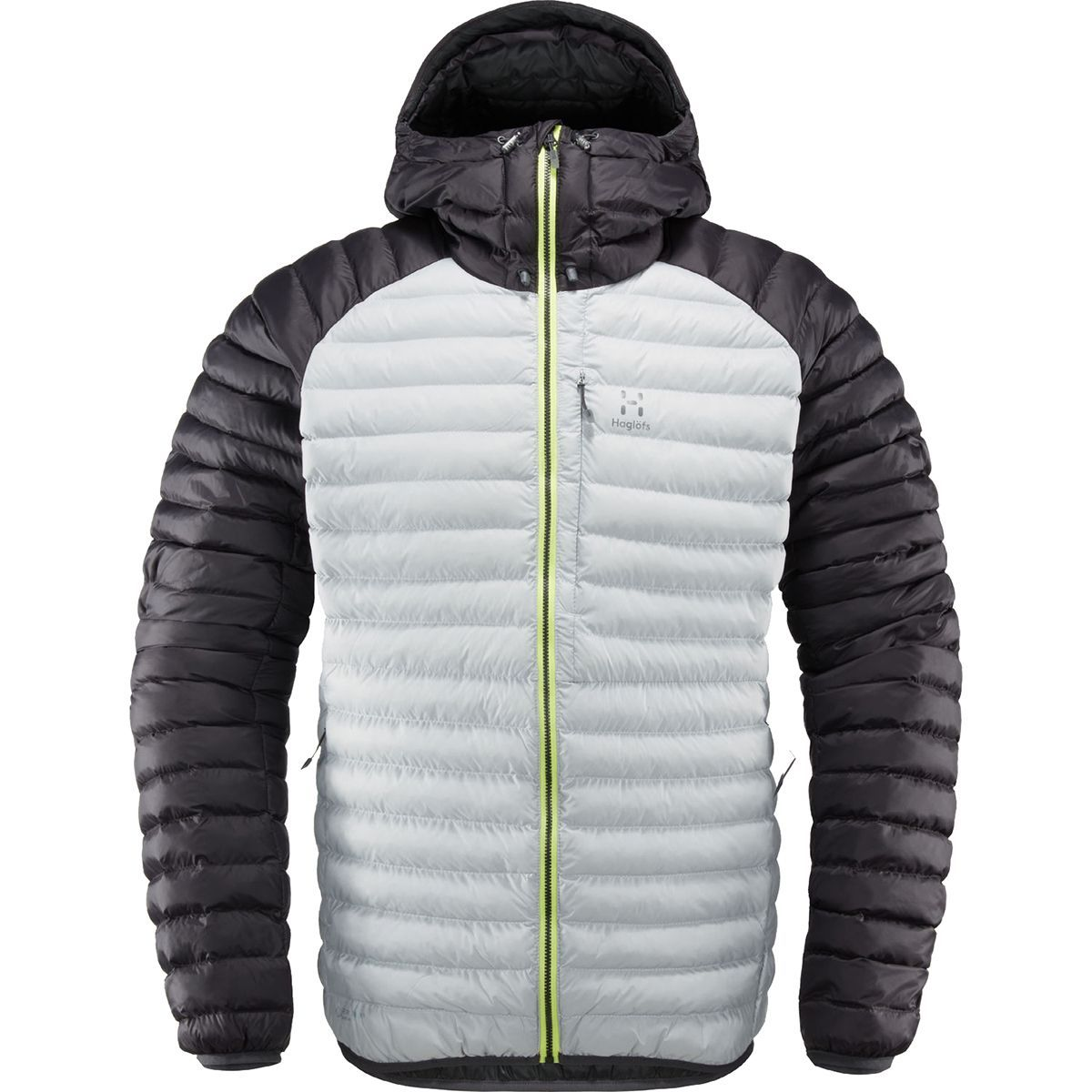 Wantdo Mens Quilted Hoody Jacket Warm Insulated Coat Winter