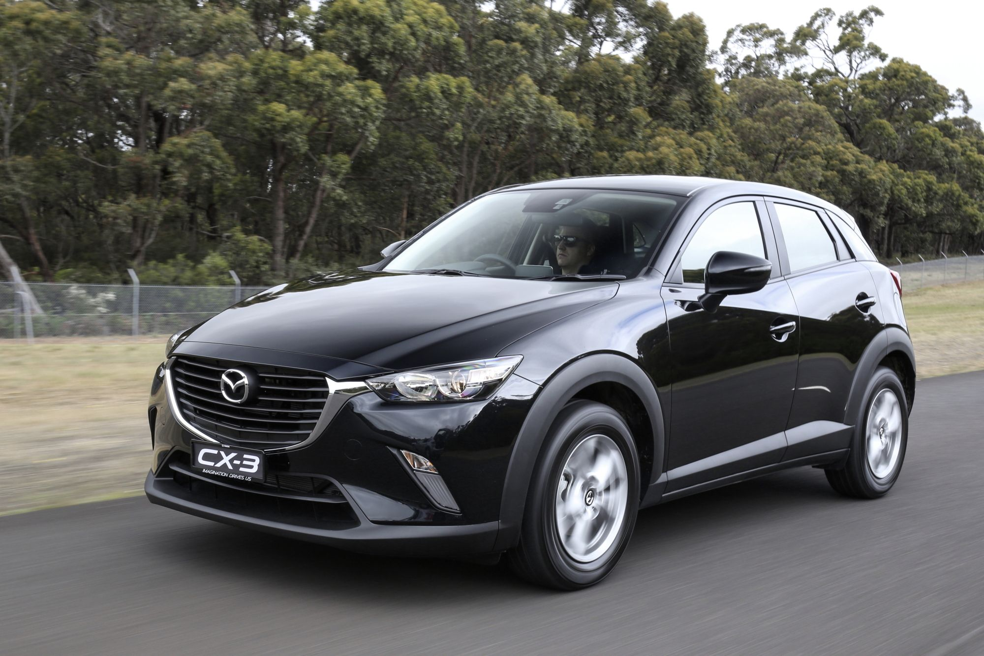 Mazda Launches The New 2016 Model Year Cx 3 Crossover Into The Us