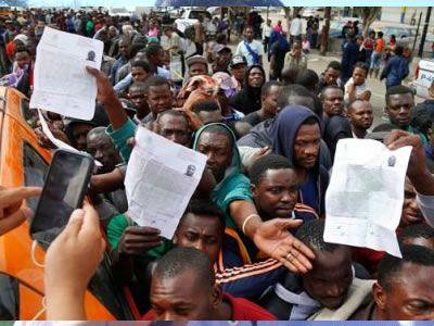 Llaman a Segob a apoyar a migrantes haitianos - Dossier Político