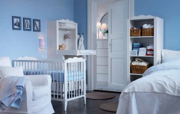 Babyzimmer ikea ~ We might just go with the ikea hensvik crib nursery notions