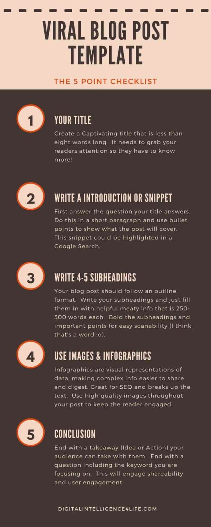 Blog Post Examples (Writing a Blog Post) Blog post