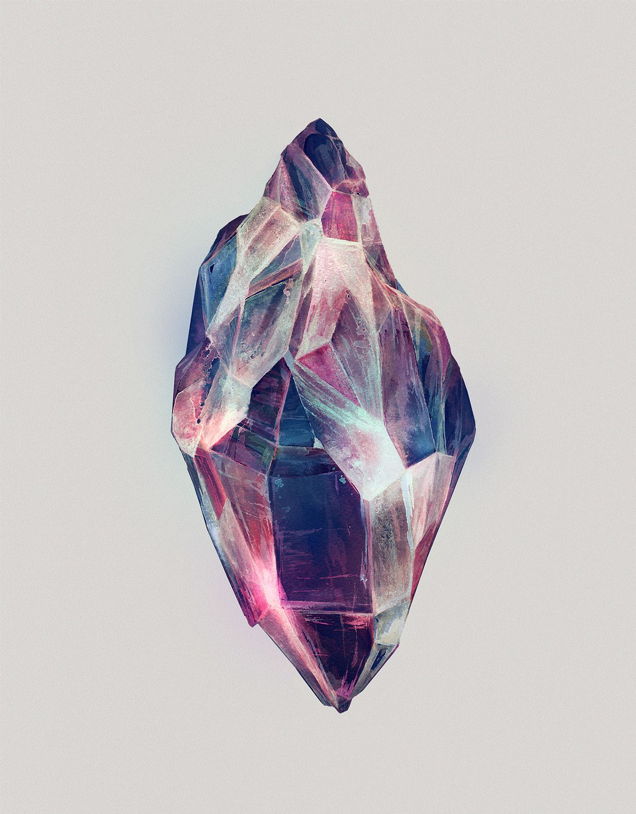 Mineral Admiration: Watercolor Paintings of Crystals by Karina Eibatova  http://www.thisiscolossal.com/2014/09/mineral-admiration-watercolor-paintings-of-crystals-by-karina-eibatova/