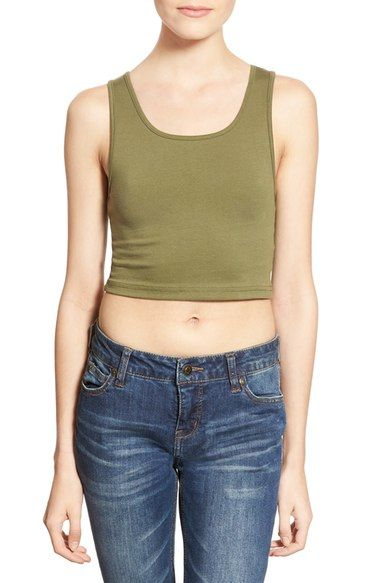 BP. Crop Tank available at #Nordstrom