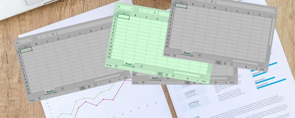 How to Hide and Unhide Sheets in Excel Worksheets