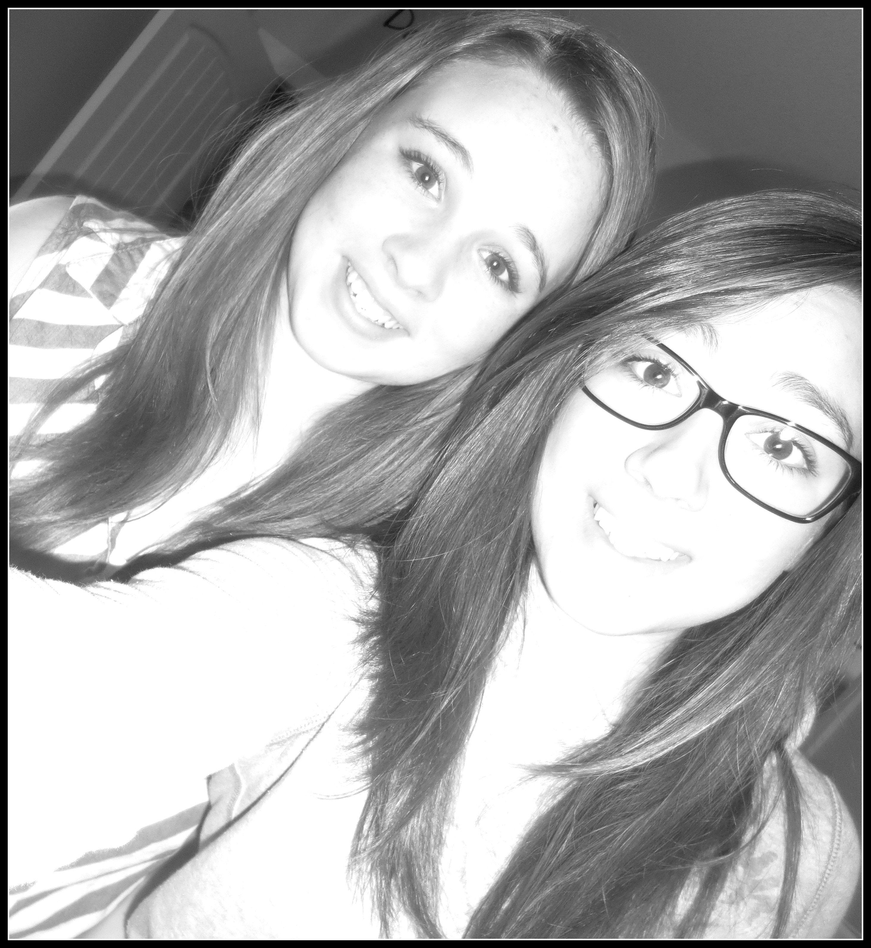 Selfie with my sister new glasses selfies pinterest