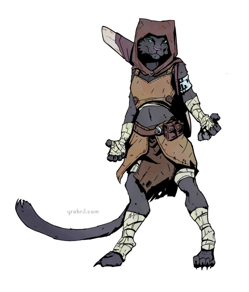 Baladnik Hranitel Muzyki Cat Character Concept Art Characters Fantasy Character Design Post with 2070 votes and 108196 views. pinterest