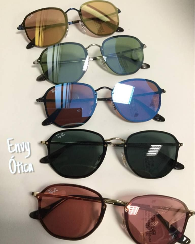 ray ban espejo virtual