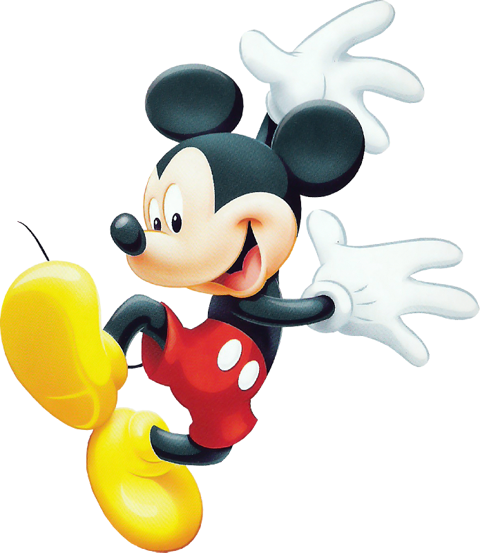 Descargar Imágenes Gratis: Mickey Mouse PNG sin fondo | Disney ...