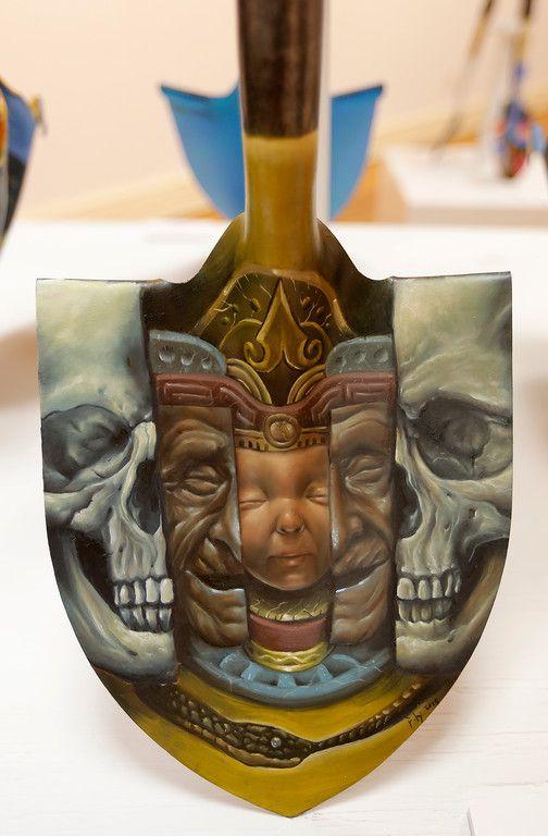 """La Galería de la Misión de Senecú: 8455 Alameda. Rio Bravo Watercolor Society exhibit """"Splash of Color,"""" through April 23. Hours: 8 a.m.-5 p.m. weekdays. 434-9700 or finearts.yisd.net. #ItsAllGoodEP"""