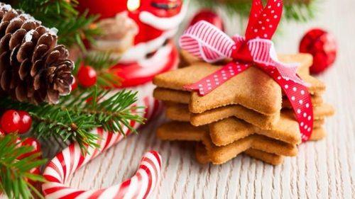 Imagen de christmas, Cookies, and winter