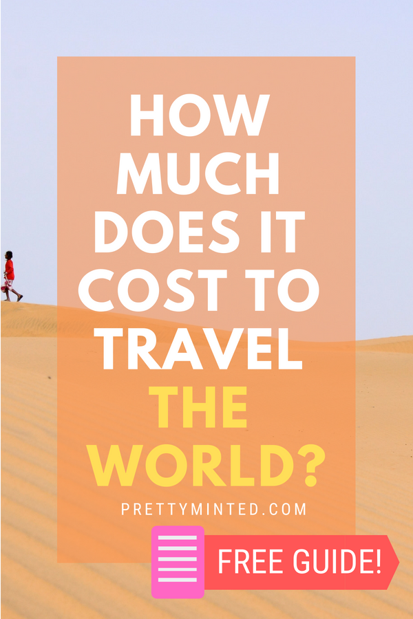 How Much Does It Cost To Travel | **Money | Budgeting tips