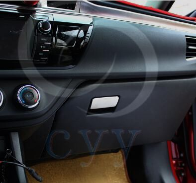 Glove Box Handle Decorative Light Box For Toyota Corolla 2014 Auto Accessories Car Styling Interior Accessories Interior Car