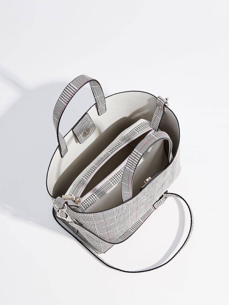 Kockás táska - többszínű - UK024-MLC - Mohito - 2  19824e6559