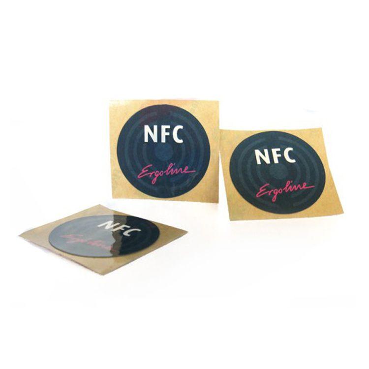NTAG 213F passive smart hf rfid tags label bluetooth nfc tag