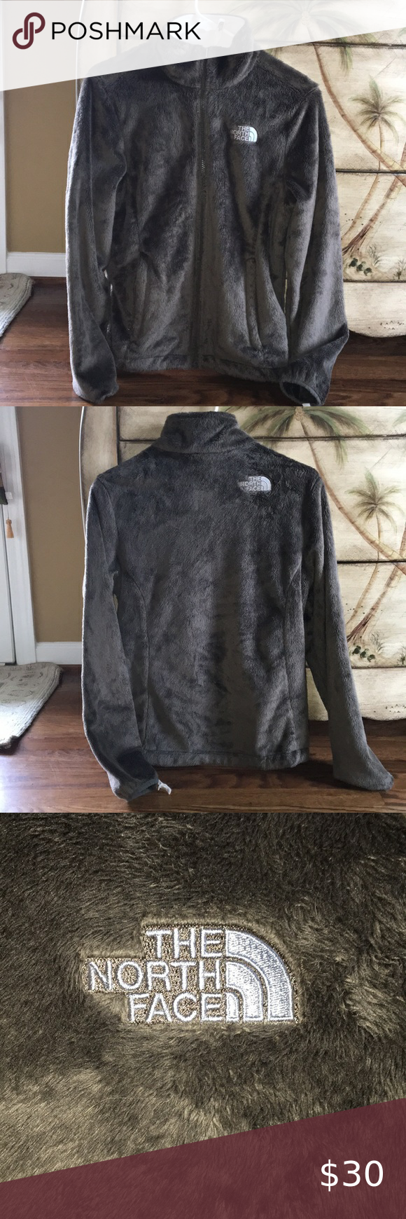 The North Face Jacket Brown Fuzzy Women S Jacket Small The North Face Jackets Coats North Face Jacket Clothes Design Jackets [ 1740 x 580 Pixel ]