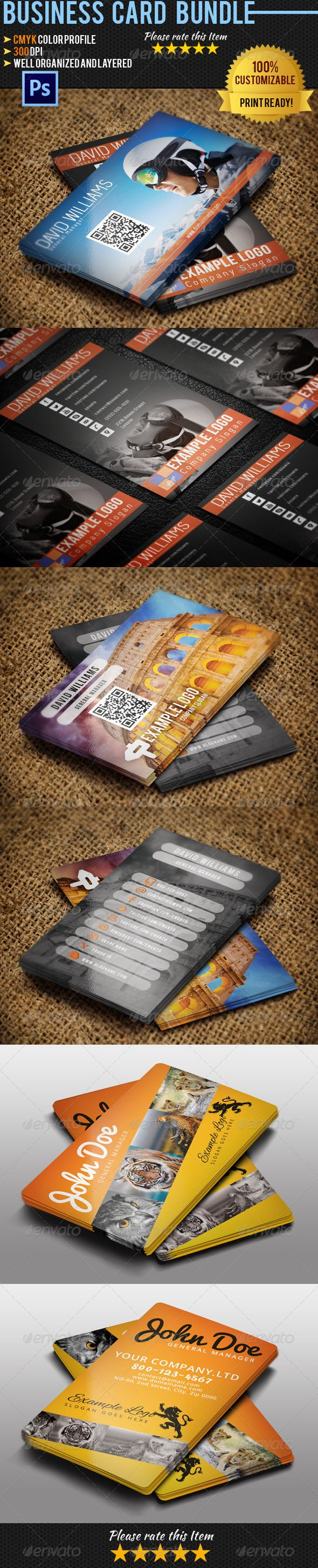 Travel business card bundle business cards and card templates travel business card bundle magicingreecefo Choice Image