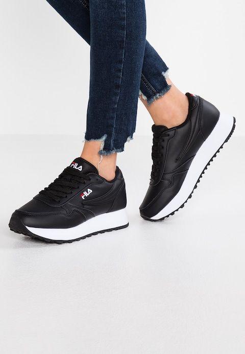 Fila ORBIT Zapatillas black Zalando.es