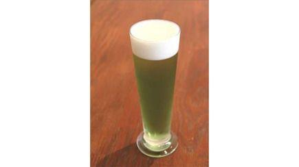 ミドリムシのビールで健康的に暑さを乗り切るユーグレナビアガーデン