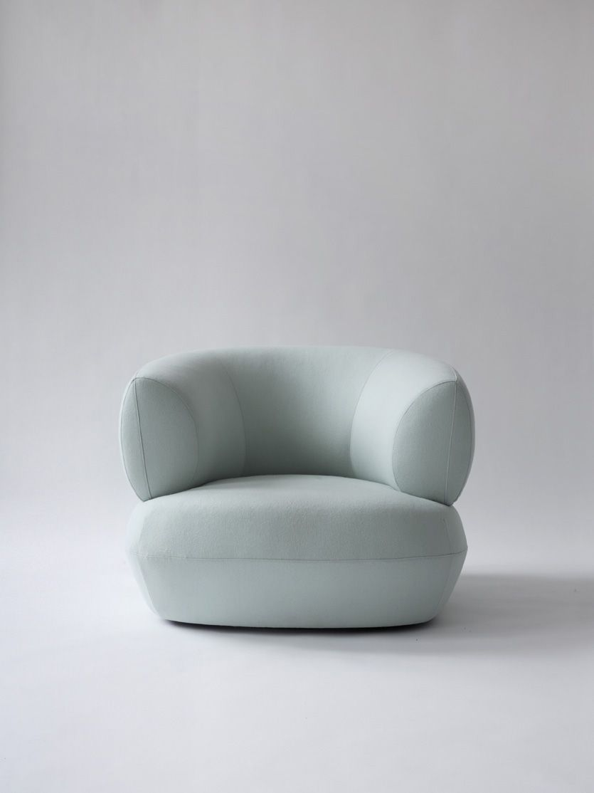 Puffer chair by Moving Mountains | Design | Pinterest | Möbeldesign ...