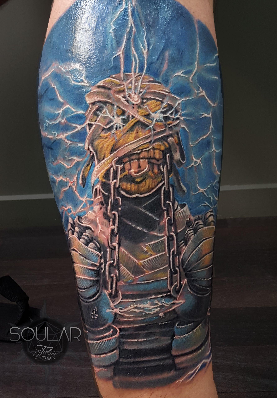 Iron Maiden Brave New World Tattoo | www.imgkid.com - The ...
