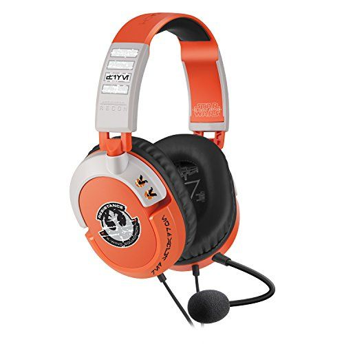 Turtle Beach Star Wars X Wing Pilot Gaming Headset Ps Xbox One